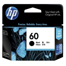 HP Tinta Printer HP 60 Black