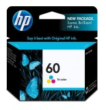Hp Tinta Printer Hp 60 Color Banten