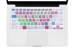 HRH Ableton Live 9 Suite Gambar Desain Pintasan Keyboard Kulit untuk Macbook 13 15 17 US EU Layout
