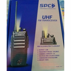 Ht Handy Talky Spc Sh-10 Uhf Single Band By Torori.