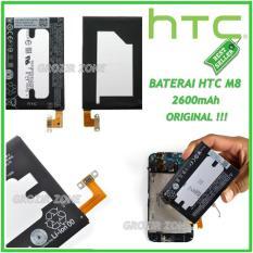 Htc Baterai / Battery HTC M8 Original BOP6B100 Kapasitas 2600mAh ( grozir zone )