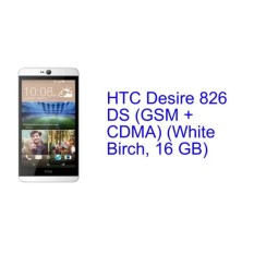 HTC DESIRE 826 (4G LTE) - DUAL SIM - RAM 2GB / 16GB - OCTACORE 1,7Ghz