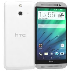 HTC One E8 Dual Sim - 16GB - Putih