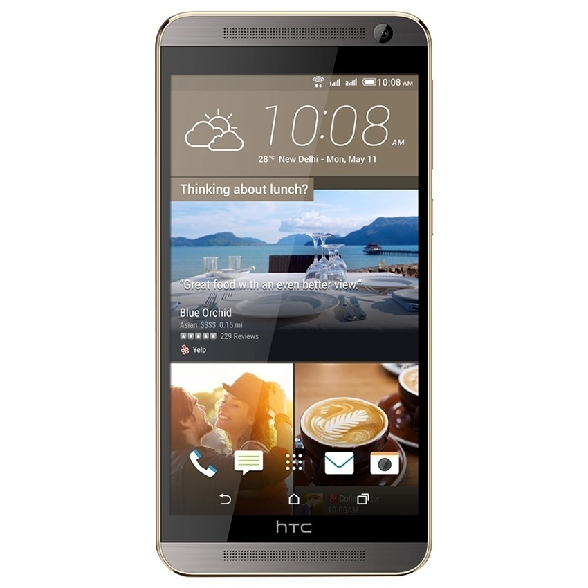 HTC One E9 Plus - 32 GB - Gold Sepia