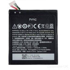 HTC One XC/ Evo 4G LTE Baterai - Hitam