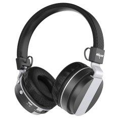 Beli Huast B17 Super Bass Stereo Nirkabel Bluetooth Headphone Dengan Mikrofon Radio Fm Slot Kartu Disebut Tf Hitam Cicilan
