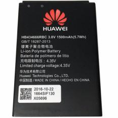 Huawei Baterai bolt Type: HB434666RBC Berkapasitas: 1500 mAh Voltage: 3.8V For Modem Huawei E5577C Hitam - Original