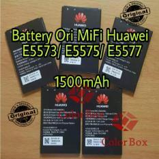 Huawei Battery HB434666RBC Original For Modem Mifi 4G LTE Huawei E5673 Batere / Batre / Baterai Huawei Modem Mifi