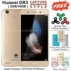 Jual Huawei Gr3 Ram 2Gb Rom 16Gb Fingerprint 4G Full Gold Original