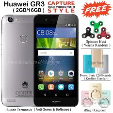 Huawei GR3 - Ram 2GB - Rom 16GB - Fingerprint - 4G - Space Gray