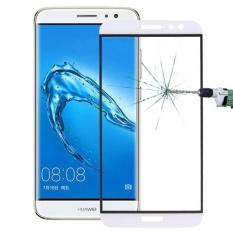 Harga Huawei Maimang 5 26Mm 9 H Kekerasan Permukaan Tahan Ledakan Silk Screen Tempered Glass Full Screen Film Putih Intl Asli Sunsky