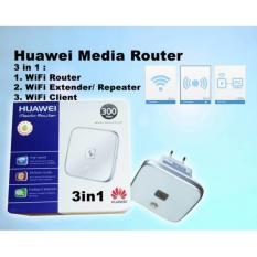 Huawei Media Router WS322 3in1 Wifi Repeater/Extender+Router+Client