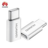 Promo Huawei Micro Usb To Type C Converter Asli Tipe C Konektor Kabel Adaptor Intl Murah