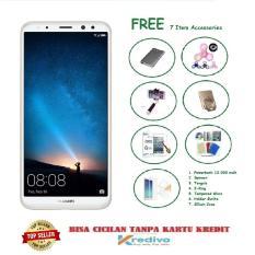 Huawei Nova 2i [4/64GB] - Dual Back & Front Camera + Free 7 Item Accessories