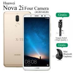 Promo Huawei Nova 2I Four Camera Ram 4Gb Rom 64Gb Gold Huawei Terbaru