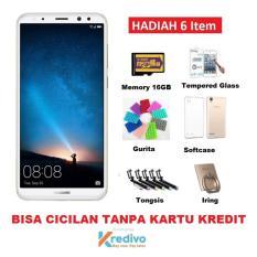 Huawei Nova 2i - Handphone 4 Kamera + Free 6 Items