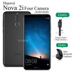 Jual Huawei Nova 2I Ram 4Gb Rom 64Gb Four Camera Matte Black Ori