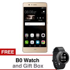 Spesifikasi Huawei P9 Lite Emas Gratis B0 Watch Gift Box Lengkap Dengan Harga