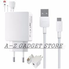 Beli Huawei Travel Charger Output 5V 2A Kabel Micro Usb Putih Original 100 Secara Angsuran