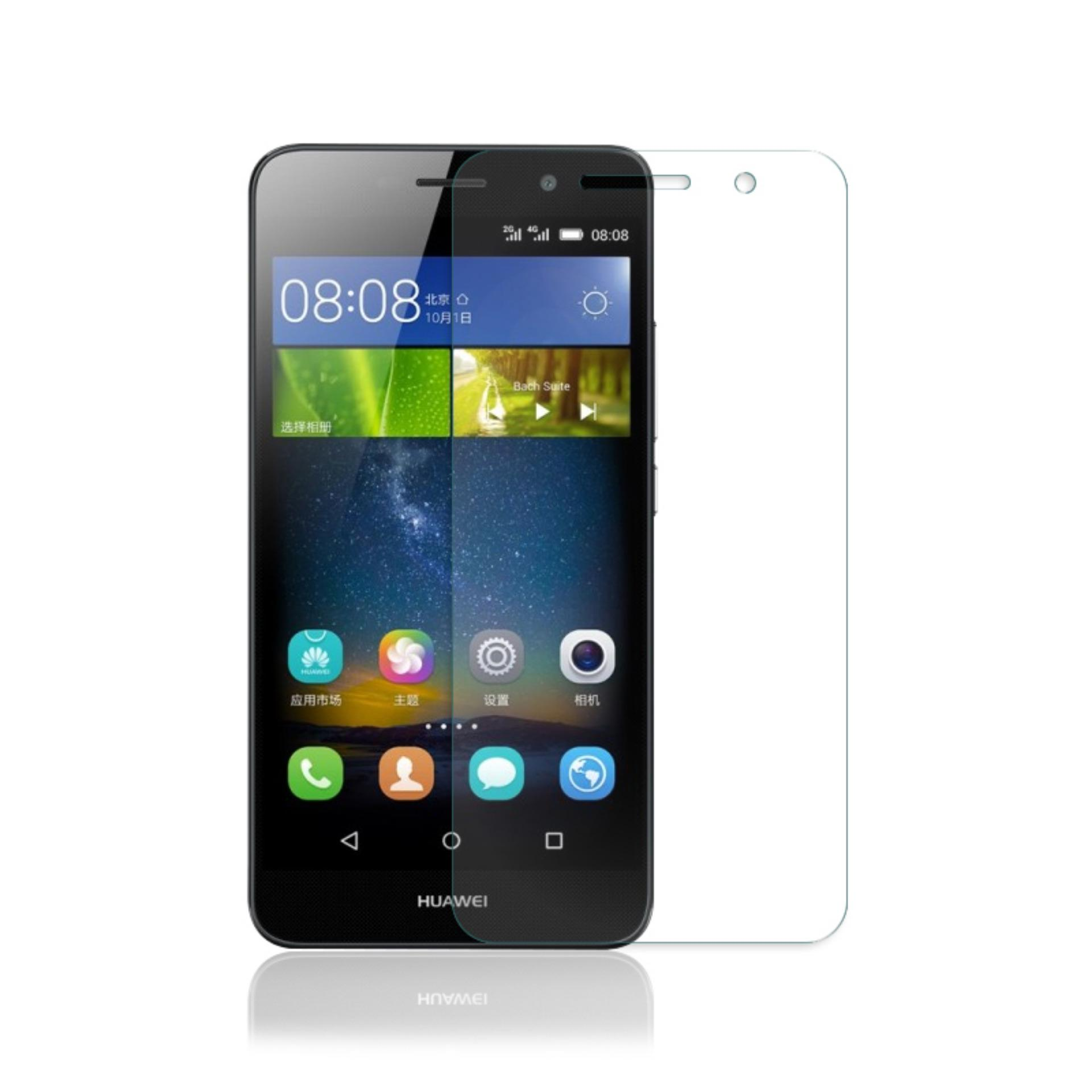 Vn Huawei Ascend Y3iii / Y3 3 / Y3 (2017) Tempered Glass 9H Screen Protector 0.32mm - Transparan