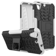 Huawei Y6ii Cover Hybrid Rugged Heavy Duty Armor Hard Back Cover Case untuk Huawei Y6ii/Y6 II/Y6 2 (2016) /Honor Holly 3/Honor 5A 5.5 Inch Stand Case dengan Kickstand-Intl