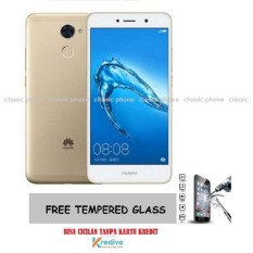 Huawei Y7 Prime - 32 GB, RAM 3 GB + Free Tempered Glass