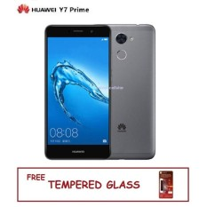 Huawei Y7 Prime [3/32GB] + Free Tempered Glass