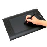 Jual Huion H610 Pro Tablet Grafis Digitizer Hitam Import
