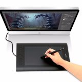 Toko Huion H610Pro Menggambar Pen Graphics Tablet With Carrying Bag And Glove Dekat Sini