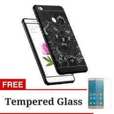 Harga Hunter Case Tpu Dragon Back Cover Silikon Original For Xiaomi Mi Max Black Gratis Tempered Glass Terbaik