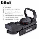 Harga Termurah Holografik Reflex Red Green Dot Sight Lingkup 20Mm 11X22X33 Taktis Untuk Berburu