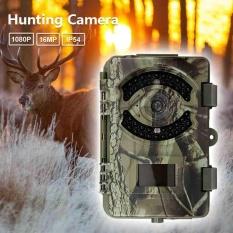 Hunting Trail Kamera 1080 P HD PIR Motion Detection Night Vision Wild Hunter-Intl