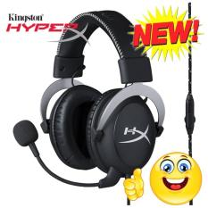 Toko Hyperx Cloud Silver Gaming Headset Cloud Series Hyperx Kingston Di Riau Islands