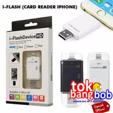 Harga I Flash Otg Card Reader For Iphone Yang Murah Dan Bagus