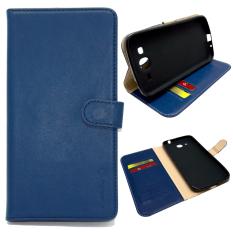 I-GEAR Flipcover Original Leather untuk Samsung Galaxy Grand Duos - Bahan Kulit - Biru