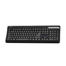 I-Rocks scissor Keyboard with multimedia button 20Juta kali ketik KR6310