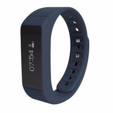 Jual I5 Gelang Pintar Plus Bluetooth 4 Smartband Tahan Air Layar Sentuh Pelacak Kebugaran Kesehatan Tidur Memantau Perhiasan Gelang Pintar For Android Ios Biru