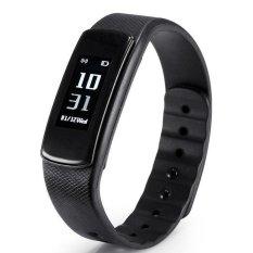 Jual I6 Iwown Hr Gelang Smart Jam Heart Rate Monitor Bluetooth 4 Tahan Air Kebugaran Pelacak Gelang Untuk Ios Dan Android Intl Oem Grosir