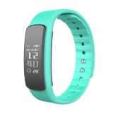 Spesifikasi I6Hr Tahan Air Bluetooth Smart Monitor Detak Jantung Kebugaran Tracker Band Hijau Intl Terbaik