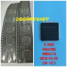 IC HDMI PS4 FAT CUH10 / CUH-10 /CUH11 / CUH-11 PANASONIC MN86471A