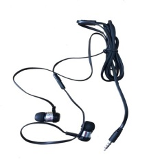 IC Power Headset For Smartphone Asus - Hitam