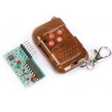 Jual Ic2262 2272 4 Ch Key Wireless Remote Control Receiver Board Dengan Decoding Intl Intl Intl Antik
