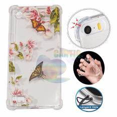 Icantiq Case Anti Crack 3D Oppo A33 Neo 7 Case Luxury Animasi Beautiful Butterfly Softcase Anti Jamur Air Case 0.3mm / Silicone Oppo A33 Neo 7 / Soft Case / Silikon Anti Shock / Case Hp / Case 3D / Anti Crack Gambar / Case Unik - 2