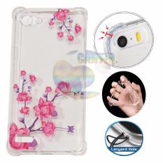 Icantiq Case Anti Crack 3D Oppo A33 Neo 7 Case Luxury Animasi Beautiful Flowers Blossoms Softcase Anti Jamur Air Case 0.3mm / Silicone Oppo A33 Neo 7 / Soft Case / Silikon Anti Shock / Case Hp / Case 3D / Anti Crack Gambar / Case Unik - 2