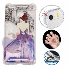 Icantiq Case Anti Crack 3D Xiaomi Redmi 3X Case Luxury Animasi Beautiful Girls With Wedding Dress Blue Softcase Anti Jamur Air Case 0.3mm / Silicone Xiaomi Redmi 3S / Soft Case / Silikon Anti Shock / Case Hp / Case 3D / Anti Crack Gambar / Case Unik - 9