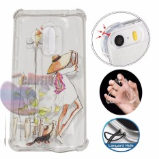Icantiq Case Anti Crack 3D Xiaomi Redmi Note 4X Case Luxury Animasi Fashion Girls Softcase Anti Jamur Air Case 0.3mm / Silicone Xiaomi Redmi Note 4X / Soft Case / Silikon Anti Shock / Case Hp / Case 3D / Anti Crack Gambar / Case Unik - 11
