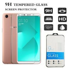 Icantiq Temper Glass Oppo A83 Ukuran 5.7 Inch Tempered Glass Oppo A83 Anti Gores Kaca 9H / Pelindung Layar / Screen Guard Oppo / Screen Protection /  Temper Kaca / Pelindung Layar Kaca - Transparant