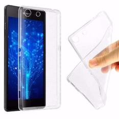 Icantiq Ultrathin Case Sony Xperia Z5 Plus Luxury Softcase Anti Jamur Air Case 0.3mm / Silicone Sony Xperia Z5 Plus Soft Case / Silikon / Case Hp / Jelly Case / Softshell Sony Z5 Plus - Putih Transparant