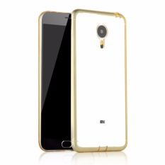 Icantiq Ultrathin Case Xiaomi Redmi Note 2 Luxury Softcase Anti Jamur Air Case 0.3mm / Silicone  Xiaomi Redmi Note 2 Soft Case / Silikon / Case Hp / Jelly Case / Softshell - Kuning Transparant