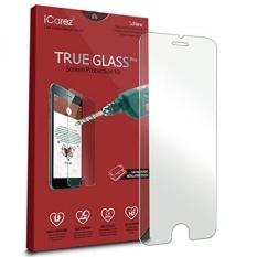 Icarez [Kaca Melunakkan] Layar Pelindung untuk Apple iPhone 6 Plus/6 S Plus (1-Bungkus 9 H 0.33 Mm 2.5D) anti Gores Pemasangan Mudah dengan Garansi Penggantian Seumur Hidup-Internasional